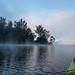Mist on Lake Baroon