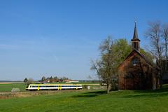 612, RE Ulm Hbf - Neustadt (Schwarzwald), Löffingen
