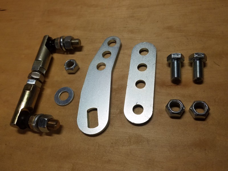 HD 231 Shift Linkage (Auto Trans) from Boostwerks! [Archive
