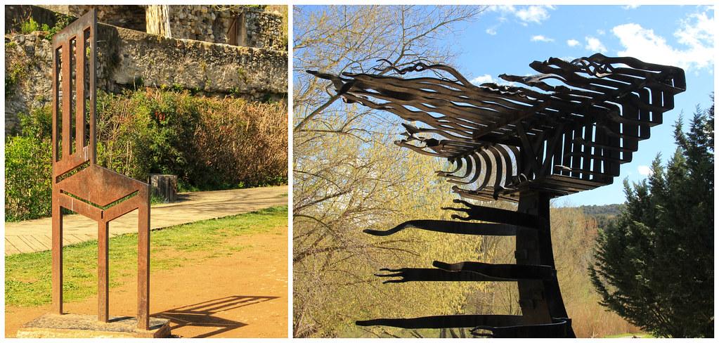 Sculptures, Besalú