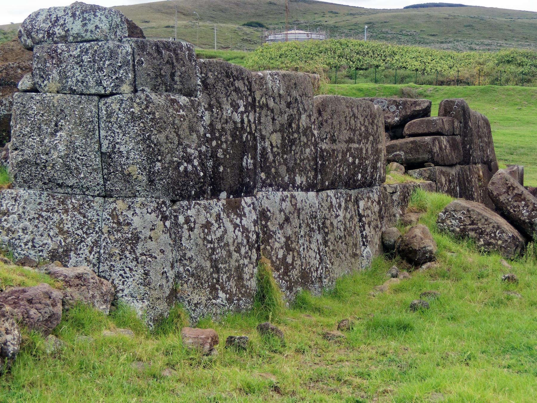 High-precision stonework