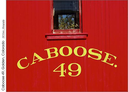 redrule colorado golden coloradorailwaymuseum caboose 49 opensource rawtherapee gimp olympus c720uz vintagedigital
