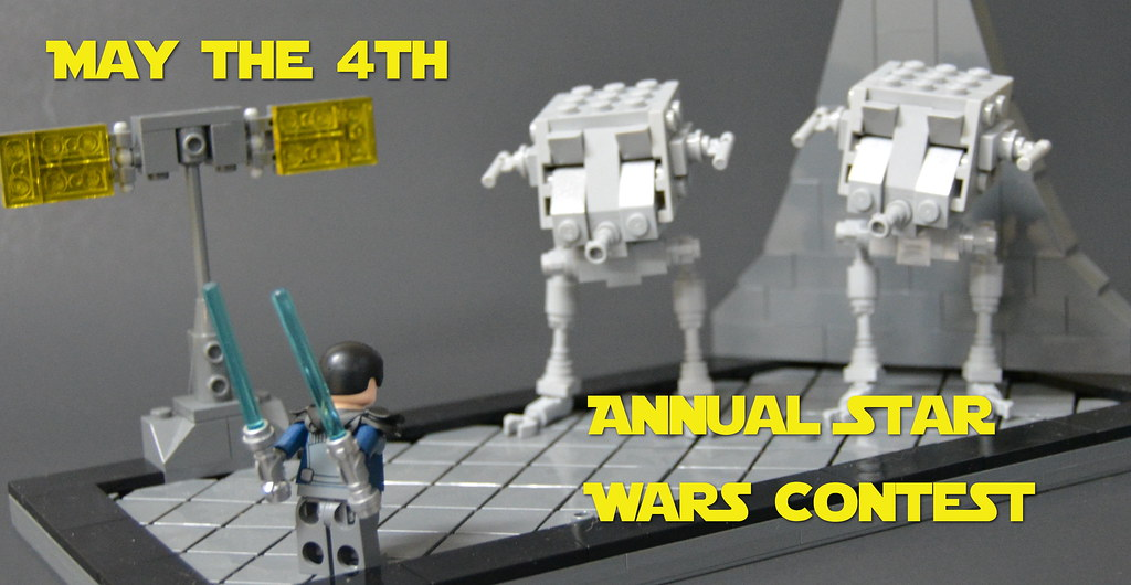 May the 4th Eurobricks Contest