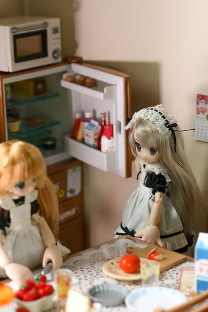 [Azone Lil'Fairy] Bienvenue au Maid Café ~~ - Page 2 40218294800_0851ffc400_z