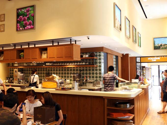 歐舒丹咖啡 L'OCCITANE Cafe (2)