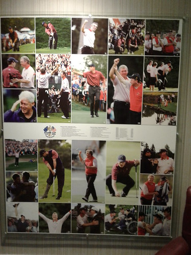 2006 Ryder Cup photos in K Club  Clubhouse