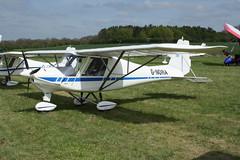 G-NORA Ikarus Comco C-42 (PFA 322-14420) Popham 040514
