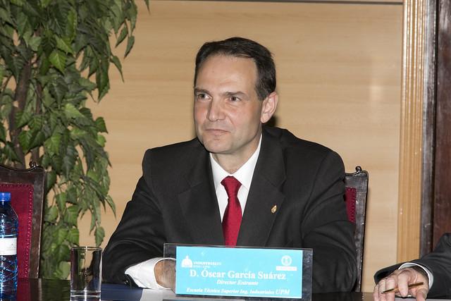 Toma de posesión del Director, D. Óscar García Suárez