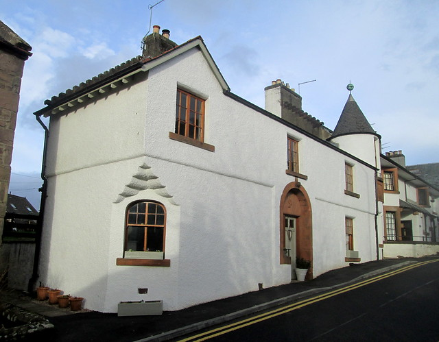 A House in Doune, Stirlingshire