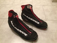 Madshus hyper RPC běžkařské boty - titulní fotka