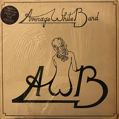 AVERAGE WHITE BAND:AVERAGE WHITE BAND(JACKET A)