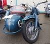 1954 NSU Max 251 OSB - Steib Gespann _d