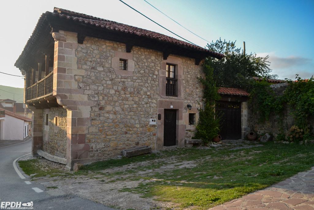 casa del madero lamiña