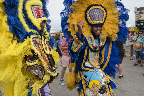 Jazz Fest day 6 on May 5, 2018. Photo by Ryan Hodgson-Rigsbee RHRphoto.com