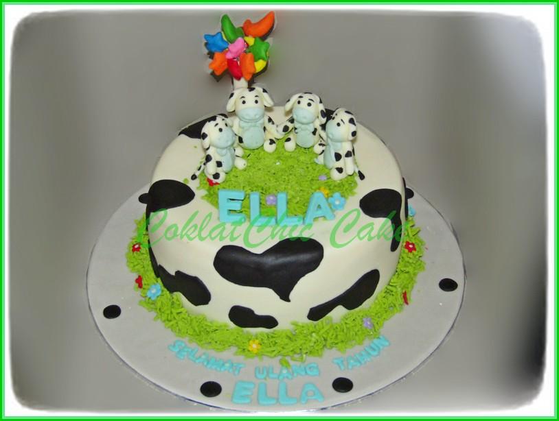 Cake Cow ELLA 18 cm