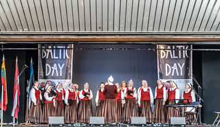 BALTIC DAY FESTIVAL [MEETING HOUSE SQUARE DUBLIN]-139646