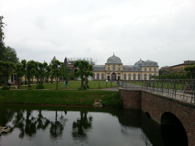 Poppelsdorfer Schloss, Bonn