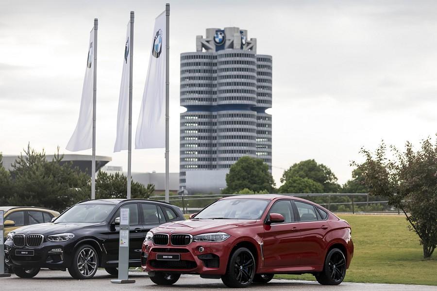 BMW Akcionersko sobranie BMW iNext 4
