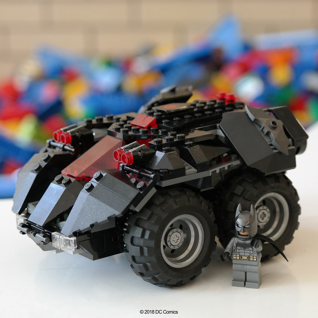 App Controlled Batmobile