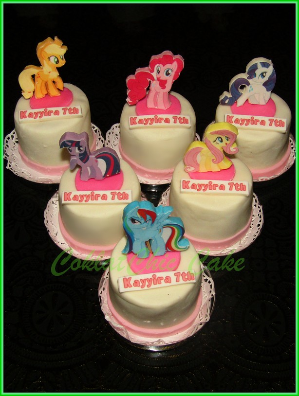 Minicake My Little Pony KAYYIRA