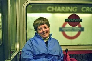 London, 1992
