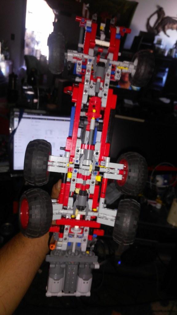 lego technic 6x6