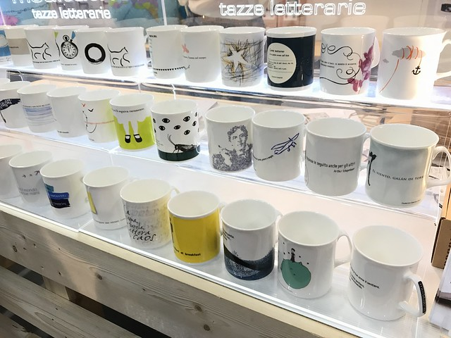 mugs et tasses littéraires