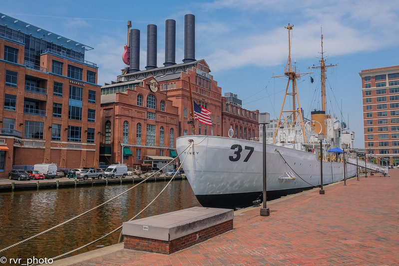 Inner Harbour, Baltimore, Maryland