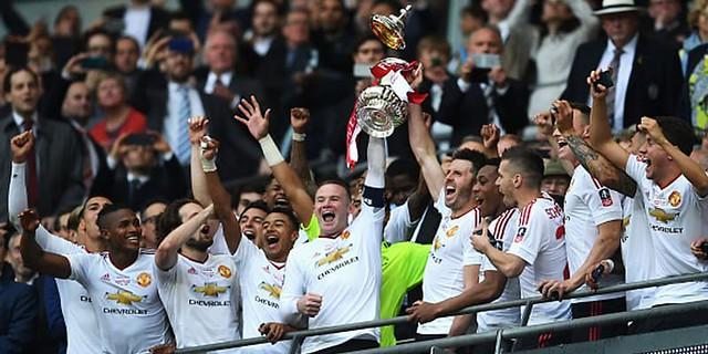 Manchester United Butuh Trofi Piala FA Untuk Membangun Mentalitas Juara