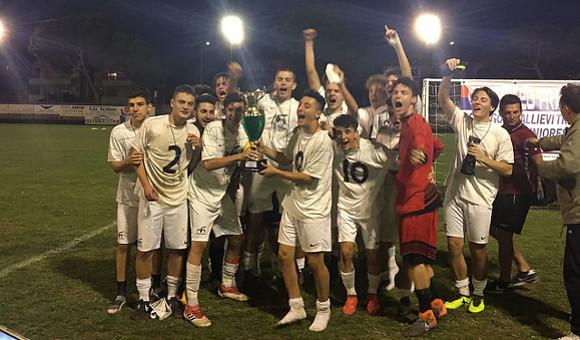 Torneo Giacomi 2018 Allievi, vince il Villafranca!