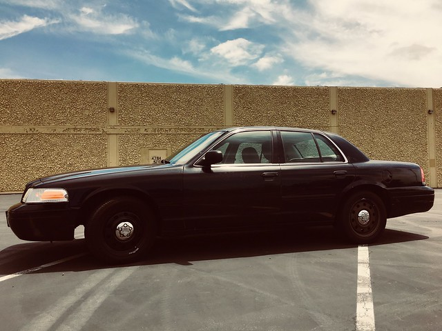 2011 Ford Crown Victoria Police Interceptor ex California Highway Patrol unit 1352185
