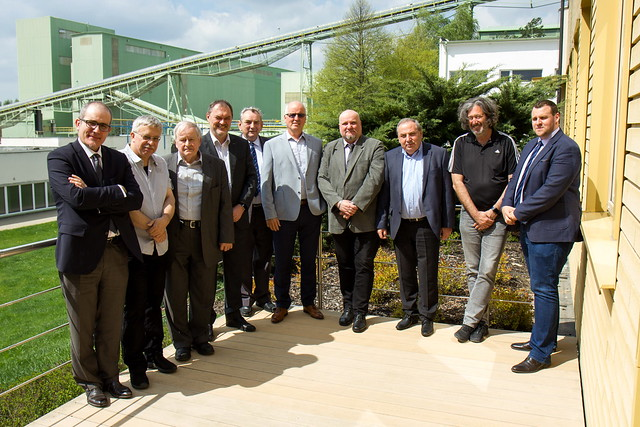 2018-04-25 Board of Association of the Glass and Ceramic Industry of the Czech Republic (with me....)