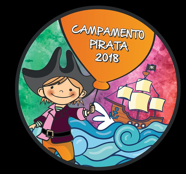 CAMPAMENTO PIRATA 2018- OLTZA ZENDEA