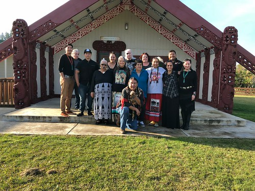 Indigenous Delegation to New Zealand