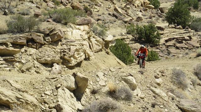 Bikepacking Grand Staircase-Escalante