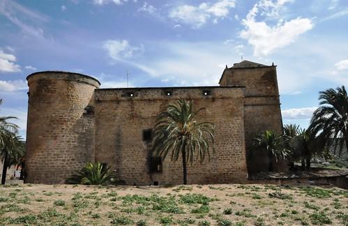 Canena (Jaén-España). Castillo de los marqueses de Camarasa