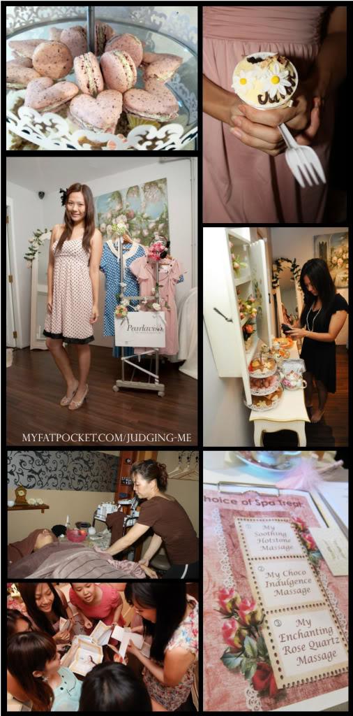 Bridal Spa Party