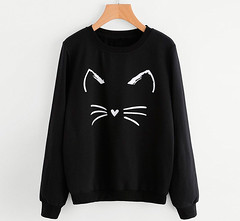 Camisetas de gatos