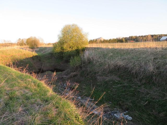 Uhaku karstiala / Uhaku karst area, Estonia