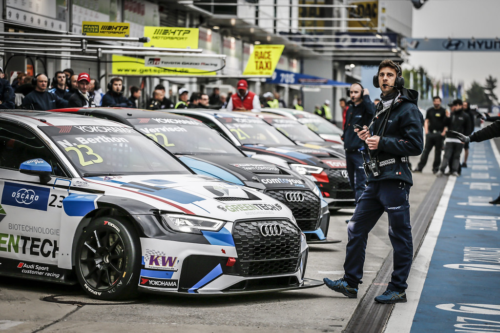 Ambiance during the 2018 FIA WTCR World Touring Car cup of Nurburgring, Germany from May 10 to 12 - Photo Francois Flamand / DPPI