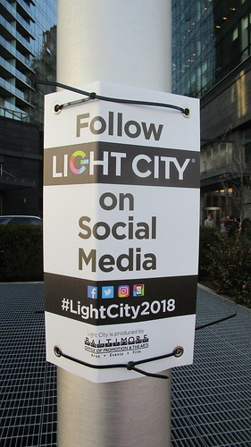Light City, Baltimore, April 21, 2018