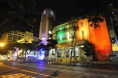 Iluminação da Sede da PBH - Dia Internacional contra LGBTFOBIA