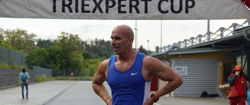 Raketový start do Triexpert Cupu. Lysák dominoval potřetí v řadě