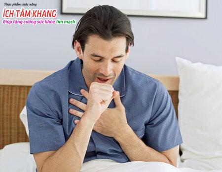 Ho khan, khó thở về đêm - dấu hiệu cảnh báo bệnh hở van tim trở nặng