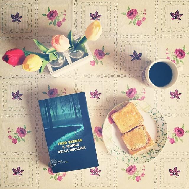 Breakfast con Vargas.