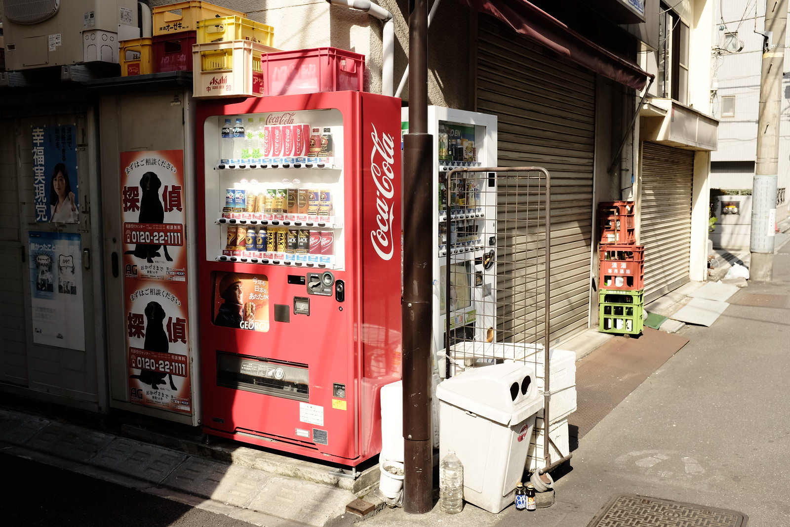 The Akihabara to Kuramae photo by FUJIFILM X100S