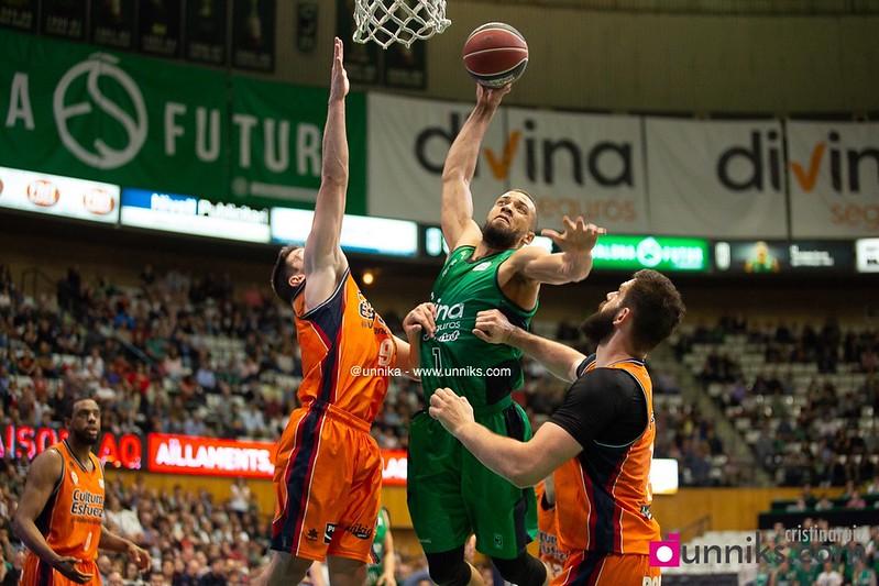 [Liga Endesa]: Divina Joventut - Valencia Basket