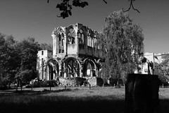 Abbaye Notre-Dame d'Ourscamp, Oise