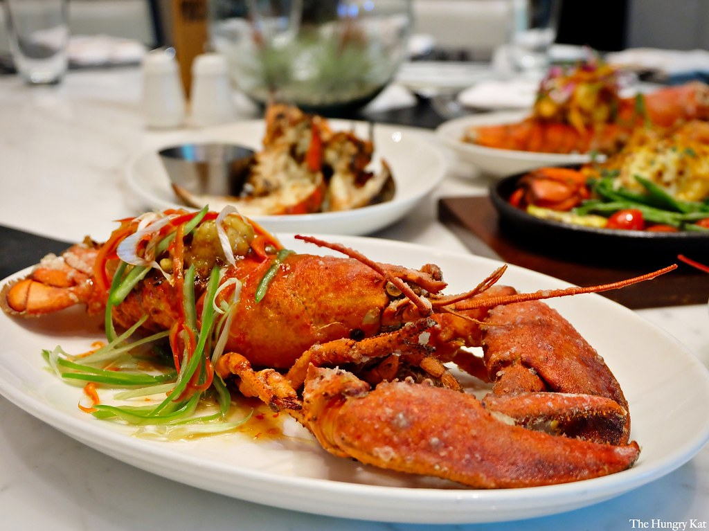 Fantastic The Hungry Kat Lobster Mondays Are The Best At Marriott Download Free Architecture Designs Itiscsunscenecom