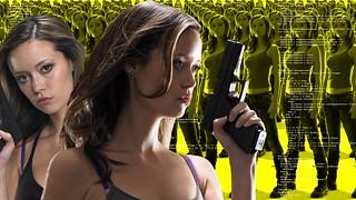 Summer Glau TSCC Cameron army duenity visual basic code